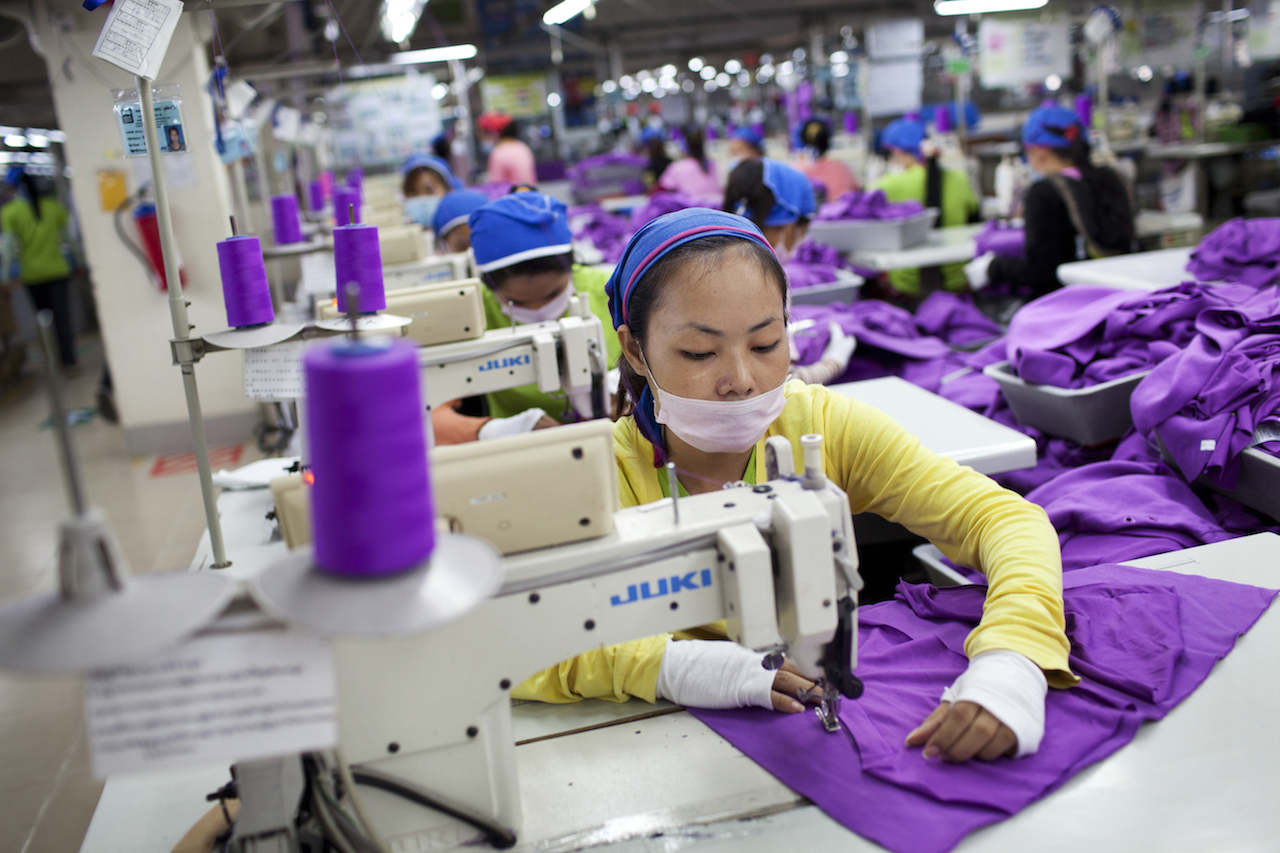 Follow the Thread: The Need for Supply Chain Transparency in the Garment and Footwear Industry