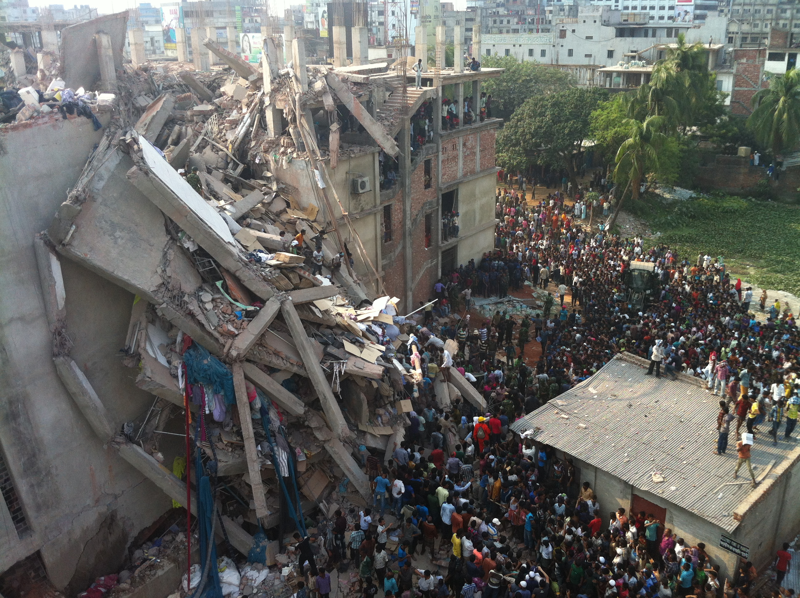 No justice in sight: 18 months from Rana Plaza