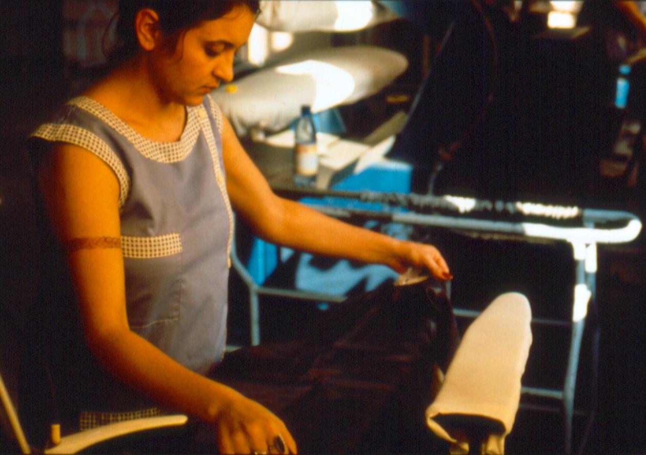 Blog: A Moldovan garment worker earns just £95 a month
