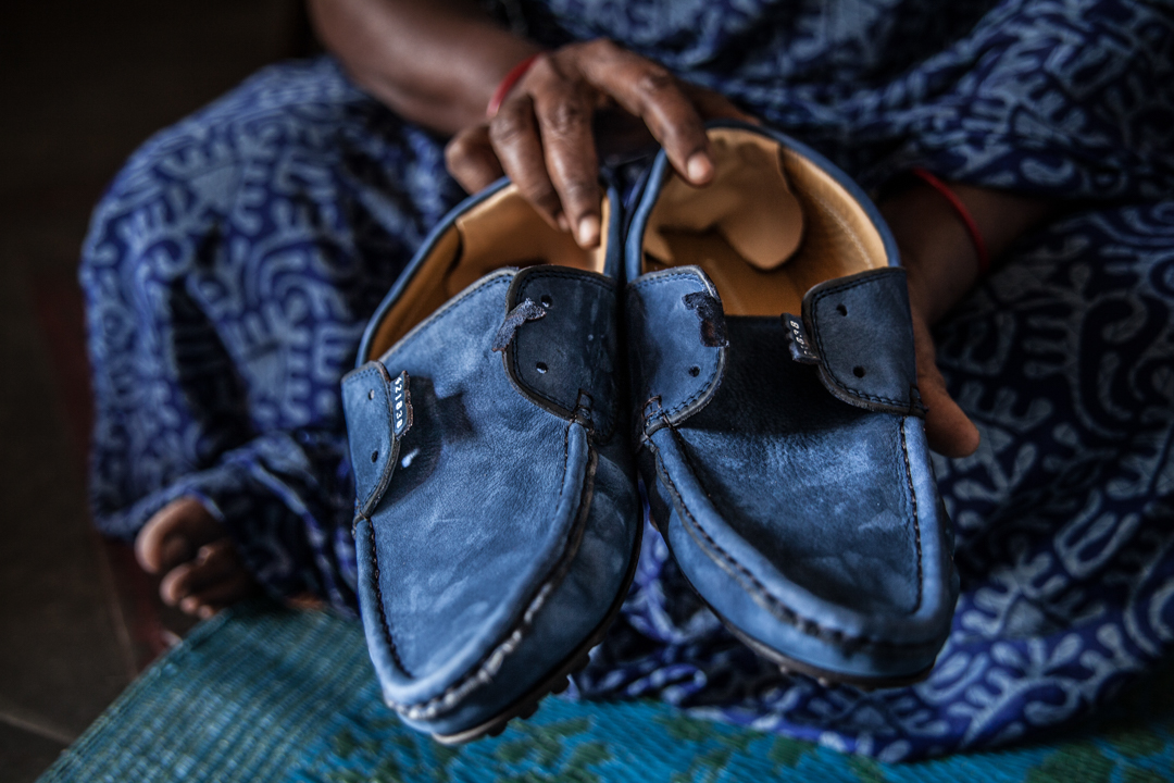 Blog: The Invisible Women Who Stitch Our Shoes