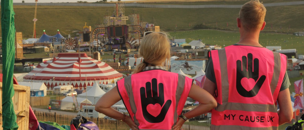 Volunteer at Bestival, Love Saves the Day, Noisily Festival, Boomtown Fair, All Points East, Tokyo World and more!