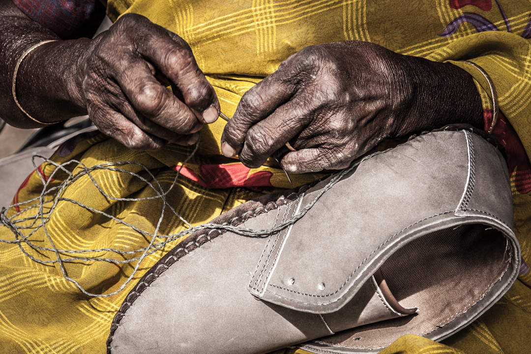 Event: Who stitches your shoes? Join us for a panel discussion in Manchester on 12 May