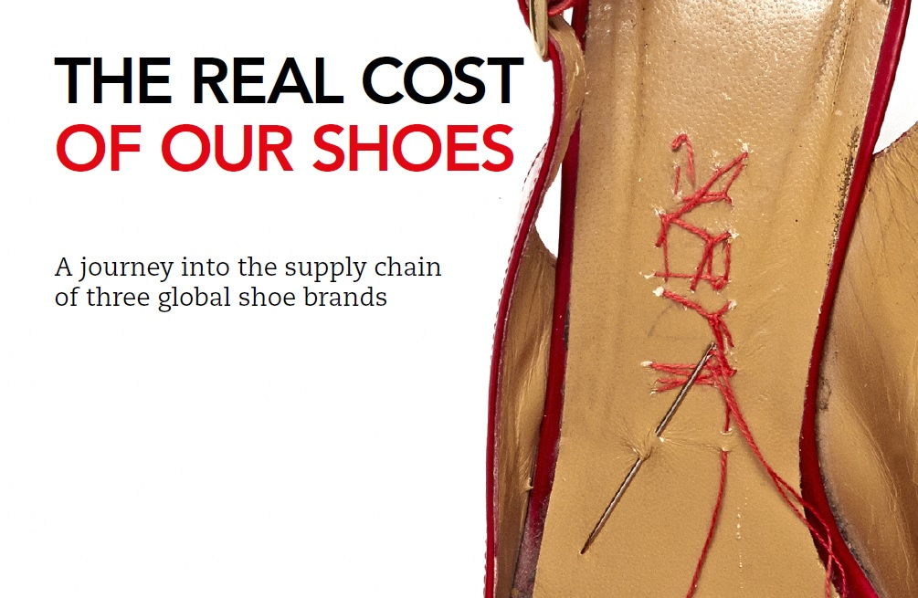 Report: The Real Cost of Our Shoes