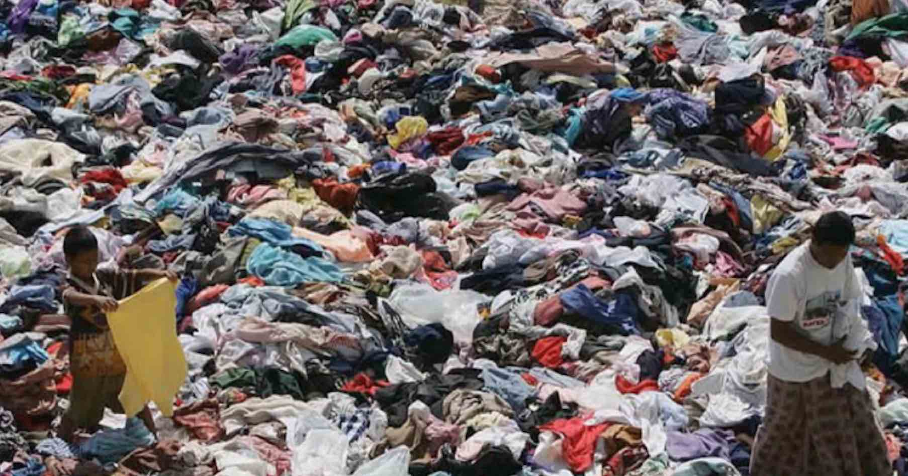 Campaigners respond angrily to short-sighted Government response on reducing plastic waste in fashion