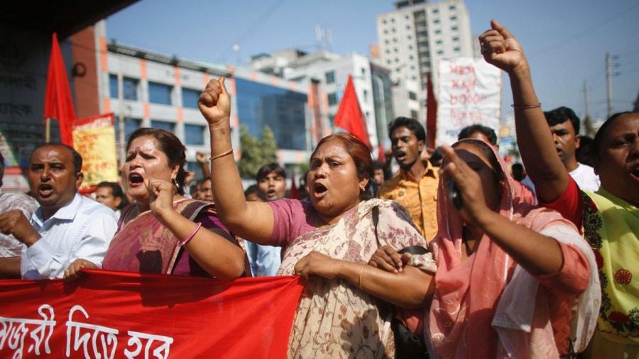 Primark responds on Bangladesh repression