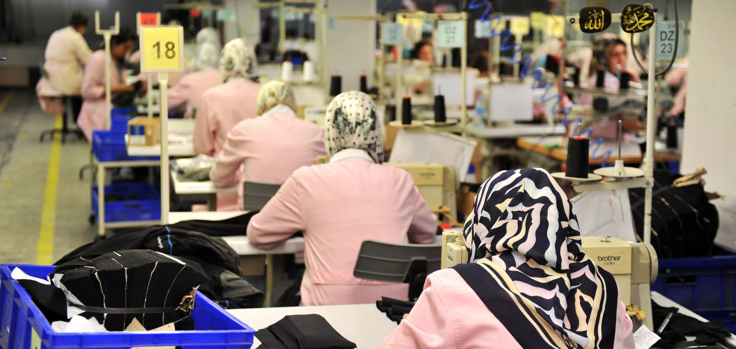 New report shows 650,000 Syrian refugees in Turkish factories