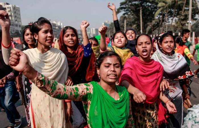 Human Rights Day 2019: In solidarity with garment workers