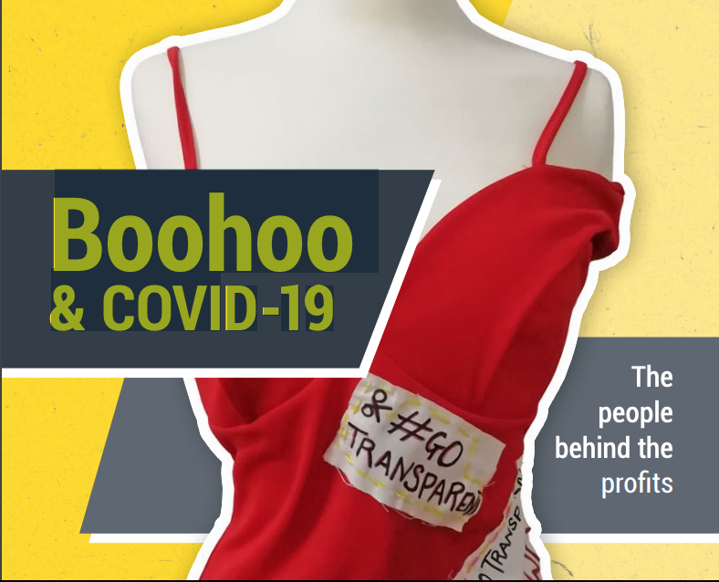 Report: Boohoo & COVID-19: The people behind the profit