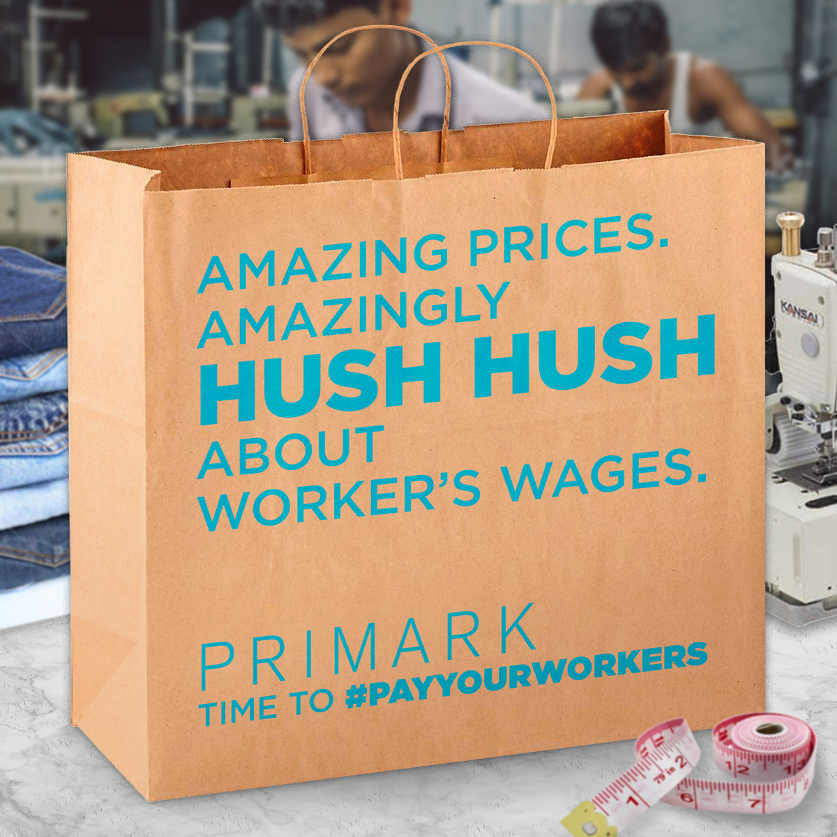 PRIMARK: Have you paid your workers?